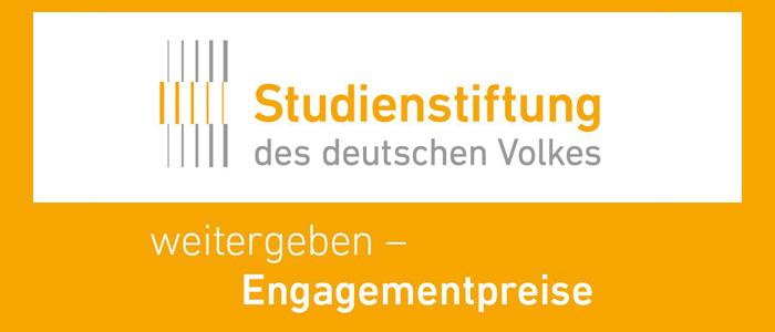Studienstiftung Promotionsförderung